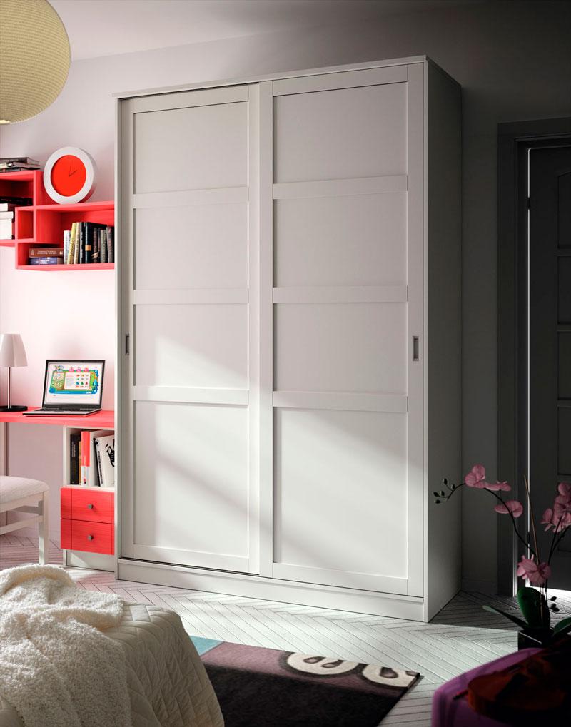 Thermobel | Armario dormitorio juvenil puerta corredera n0012