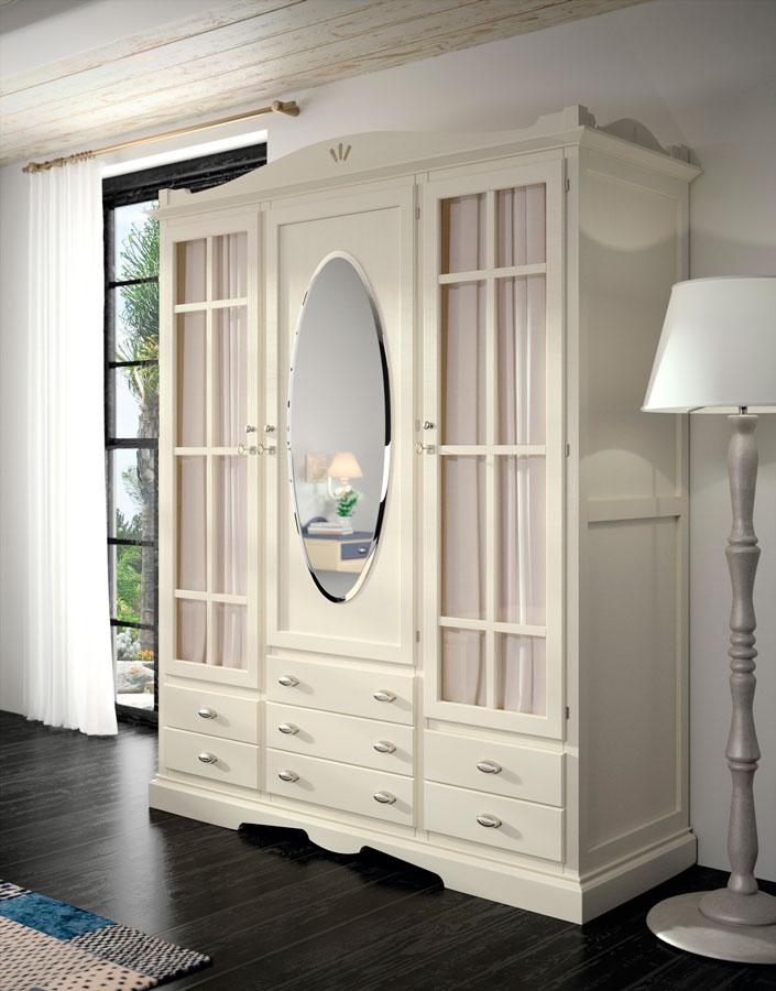 armario clasico dormitorio principal muebles thermobel segovia
