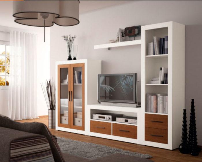 mueble televisión modular thermobel segovia