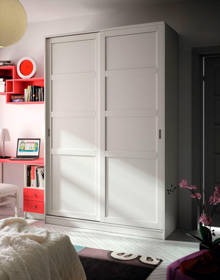 armario dormitorio juvenil muebles Thermobel segovia