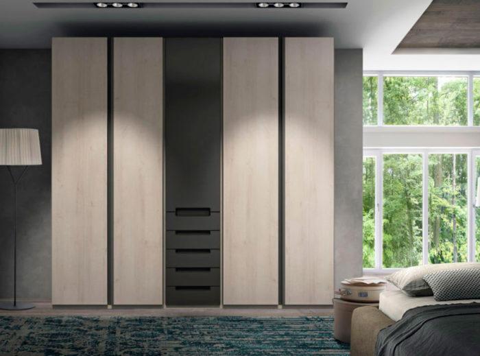 armario dormitorio principal muebles Thermobel Segovia