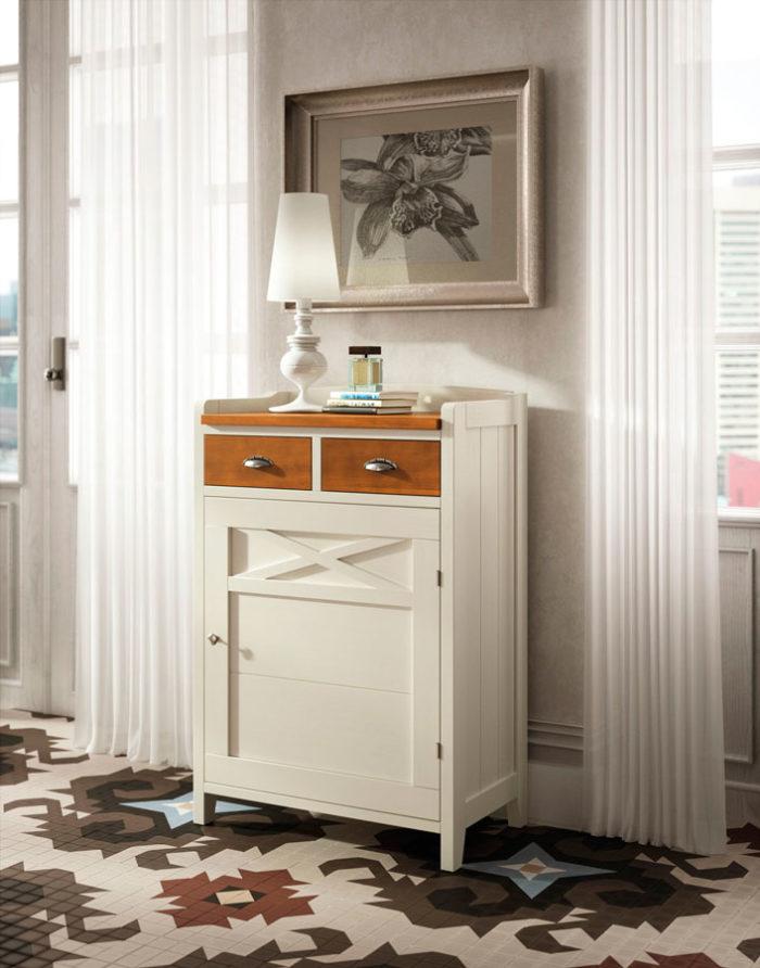 cómoda clásica dormitorio principal muebles thermobel Segovia