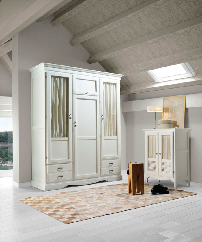 armario zapatero dormitorio principal muebles thermobel Segovia