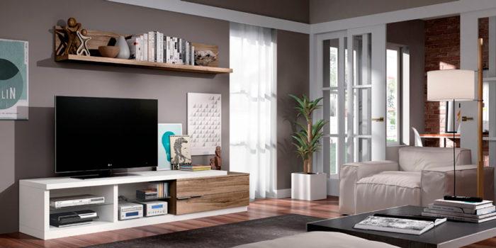 mueble de TV balda Thermobel Segovia