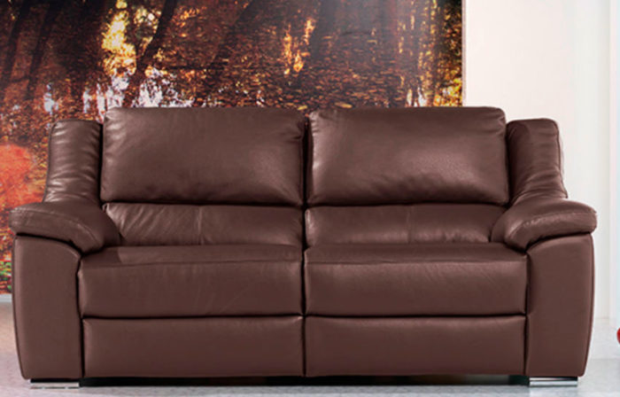 sofá piel muebles Thermobel Segovia